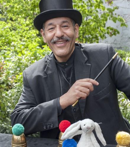 Soirée adultes Spectacle de magie : Le lapin Schrödinger