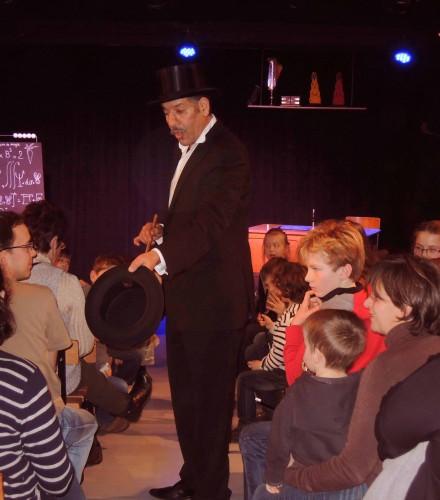 Spectacle de magie : Le Lapin du Magicien