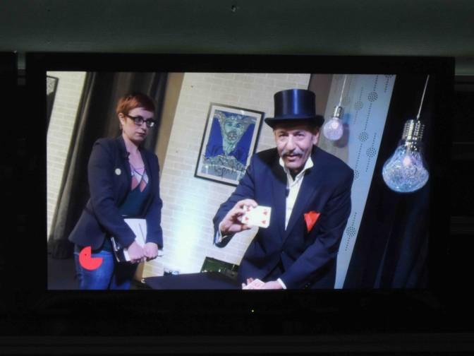 Magie sur TV Nantes