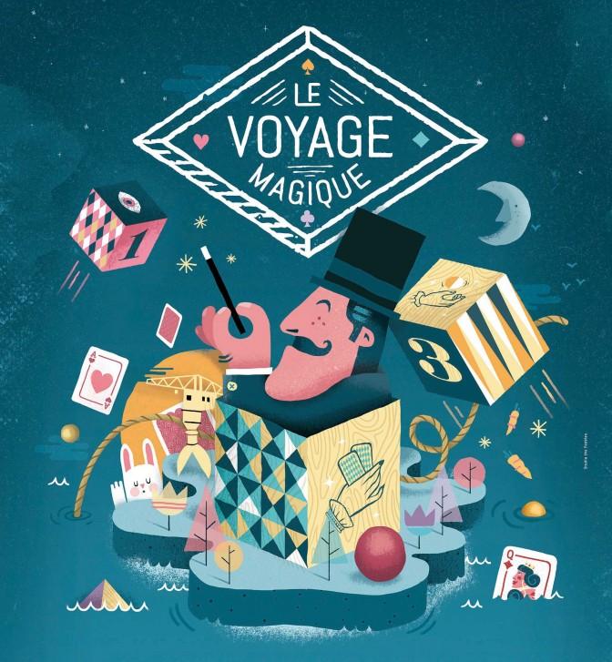 Le Voyage Magique juillet/aout 2015