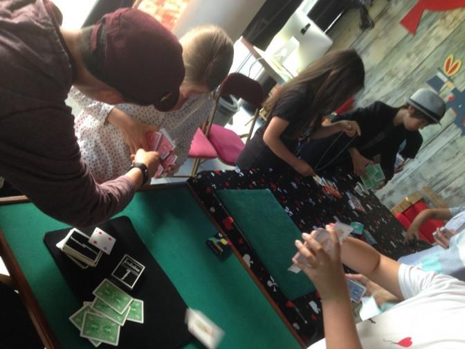 Ateliers de Magie pour enfants TOUSSAINT 2017