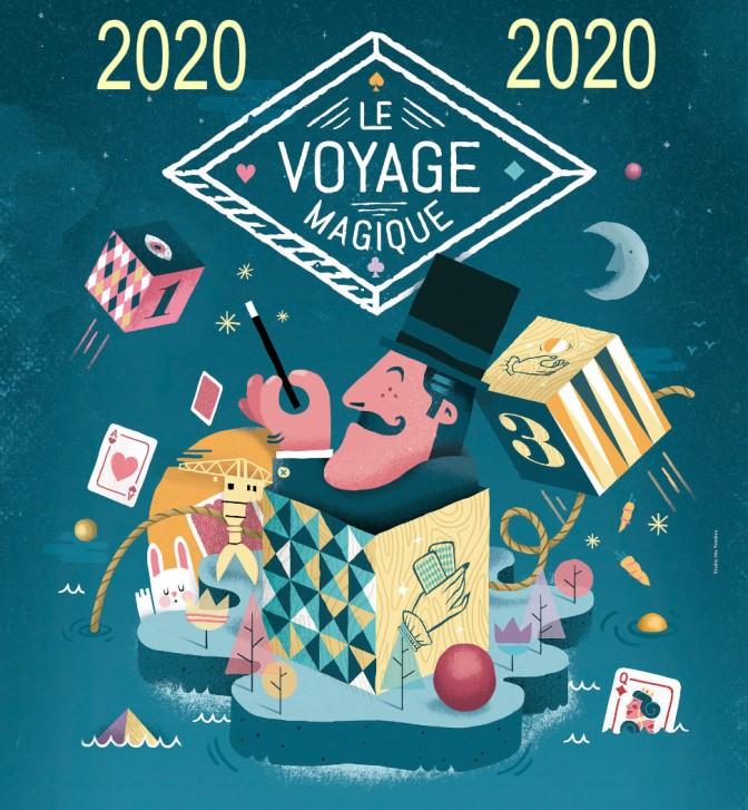 Le Voyage Magique été 2020