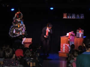 Noël au Lieu Magique
