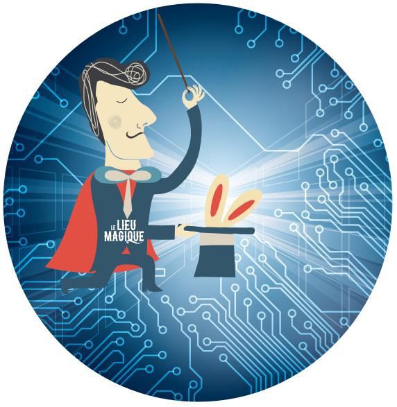 Logo Le Lieu Magique NDW