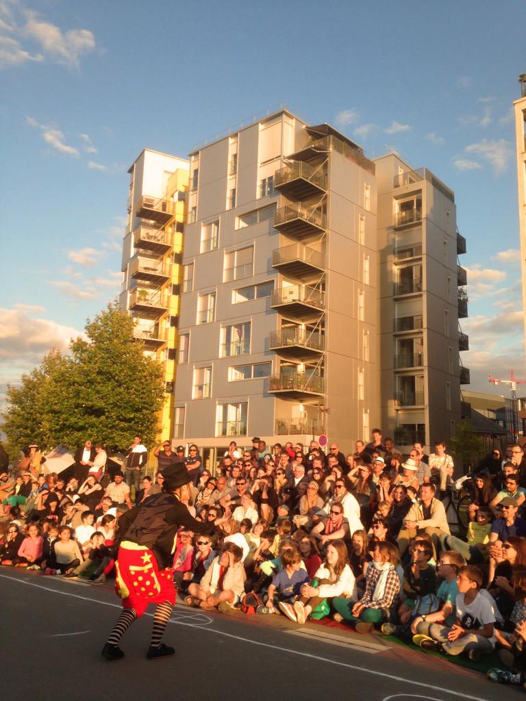 Le Lieu Magique Street magic festival le voyage magique Nantes 10