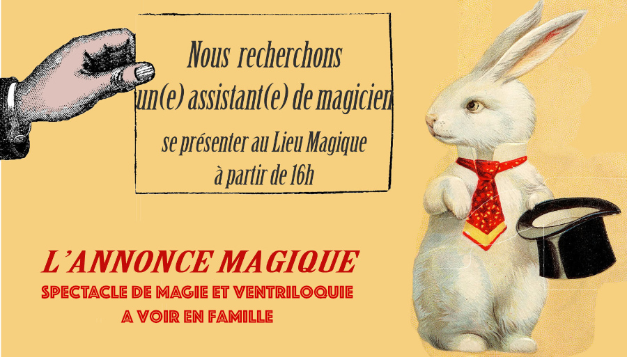 spectacle magie enfant max zargal Le Lieu Magique
