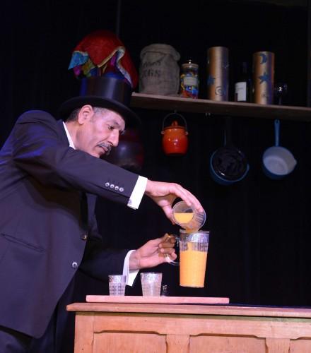 Spectacle de magie : La Recette de Zargal le magicien