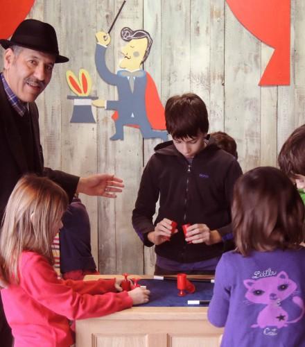 Magie pour enfants : les ateliers