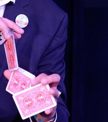 Stage de magie des cartes Toussaint 2021