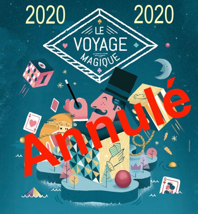 Le Voyage Magique AOUT 2020